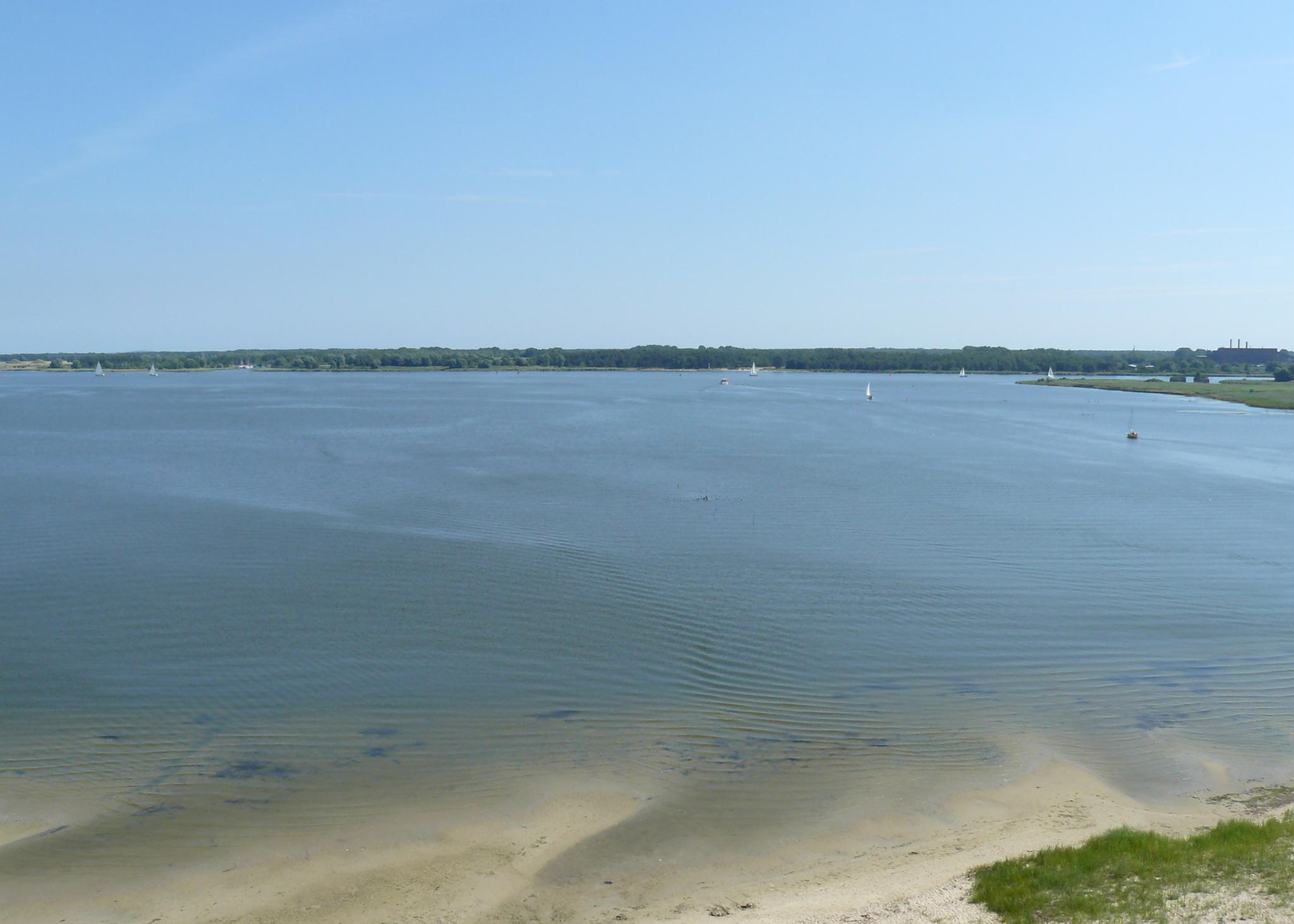 Blick in die Bucht